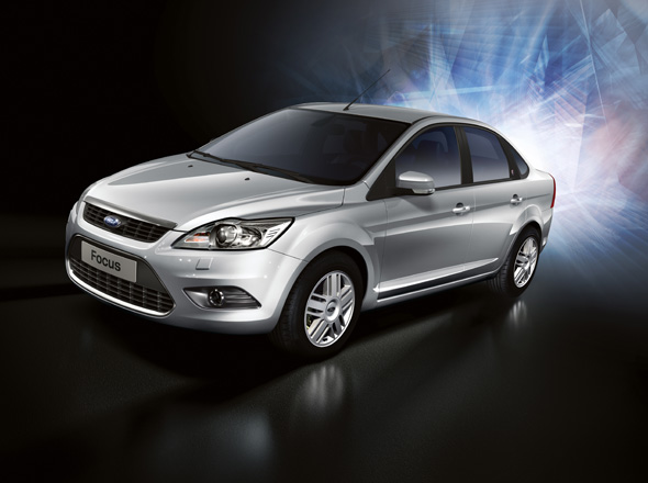 Ford Focus: 10 фото