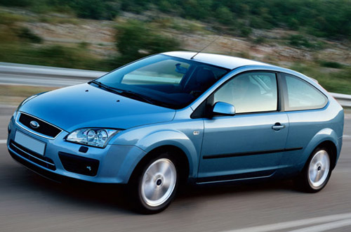 Ford Focus: 11 фото