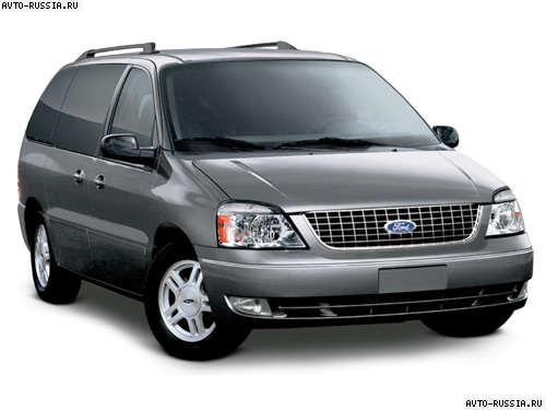 Ford Freestar: 7 фото