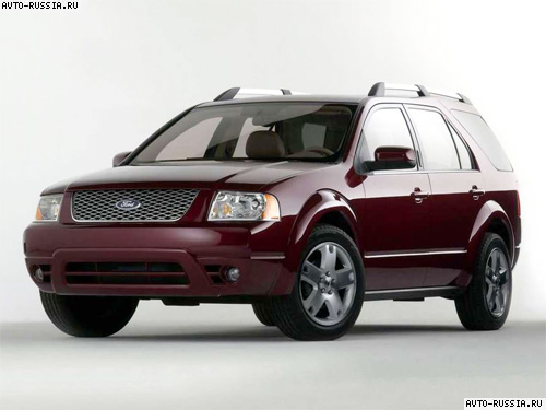 Ford Freestyle: 04 фото