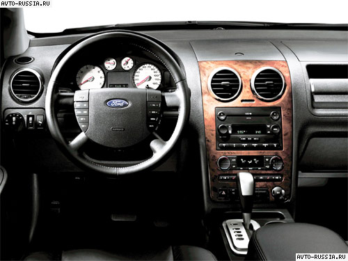 Ford Freestyle: 07 фото