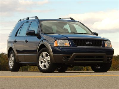 Ford Freestyle: 10 фото