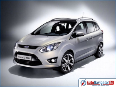 Ford Grand C-Max: 2 фото