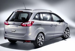 Ford Grand C-Max: 6 фото