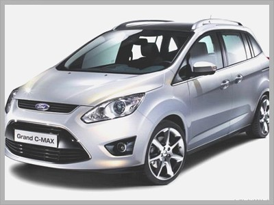 Ford Grand C-Max: 8 фото