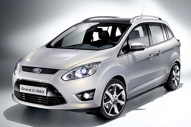 Ford Grand C-Max: 12 фото