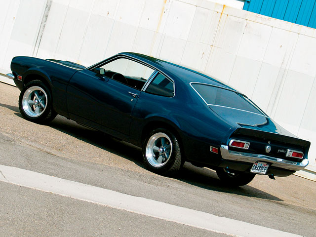 Ford Maverick: 4 фото