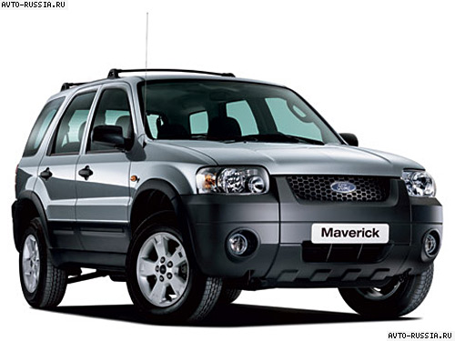 maverick ford фото
