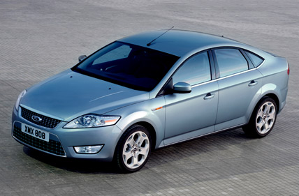 Ford Mondeo Hatchback: 02 фото
