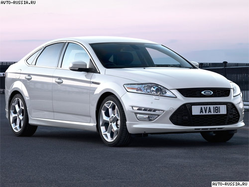 Ford Mondeo Hatchback: 10 фото