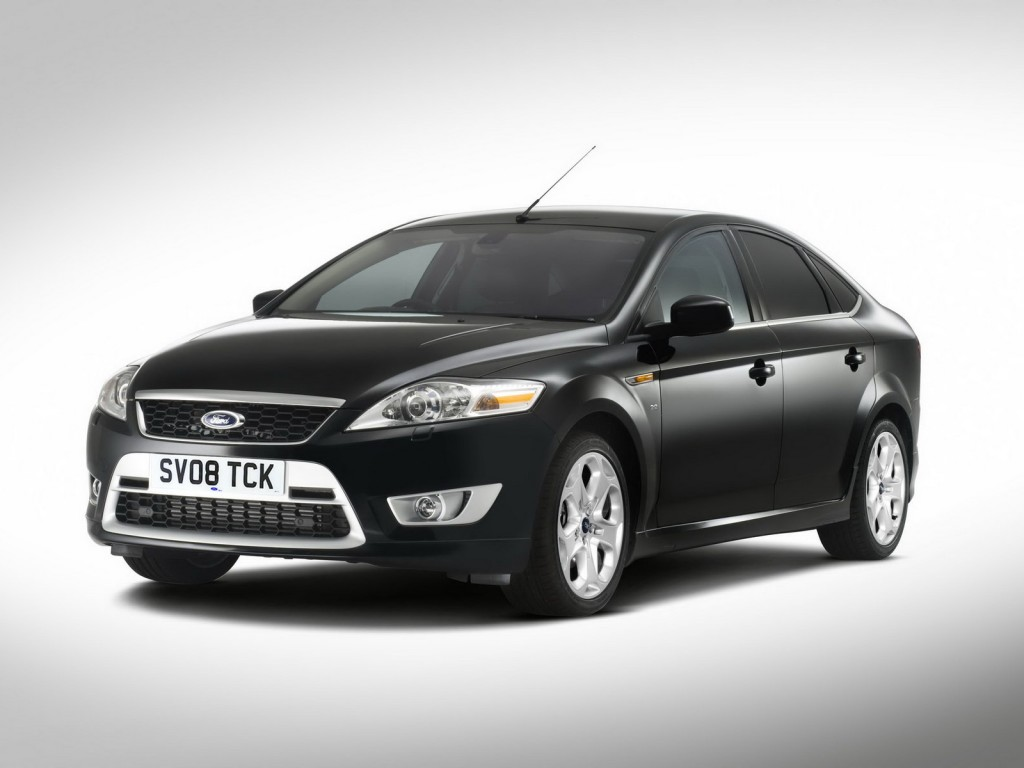 Ford Mondeo I - 1024 x 768, 01 из 15