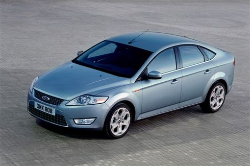 Ford Mondeo I: 9 фото