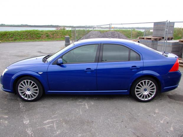 Ford Mondeo II - 620 x 465, 10 из 18