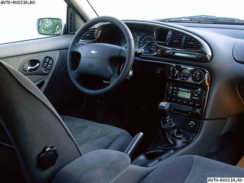 Ford Mondeo II - 500 x 375, 11 из 18