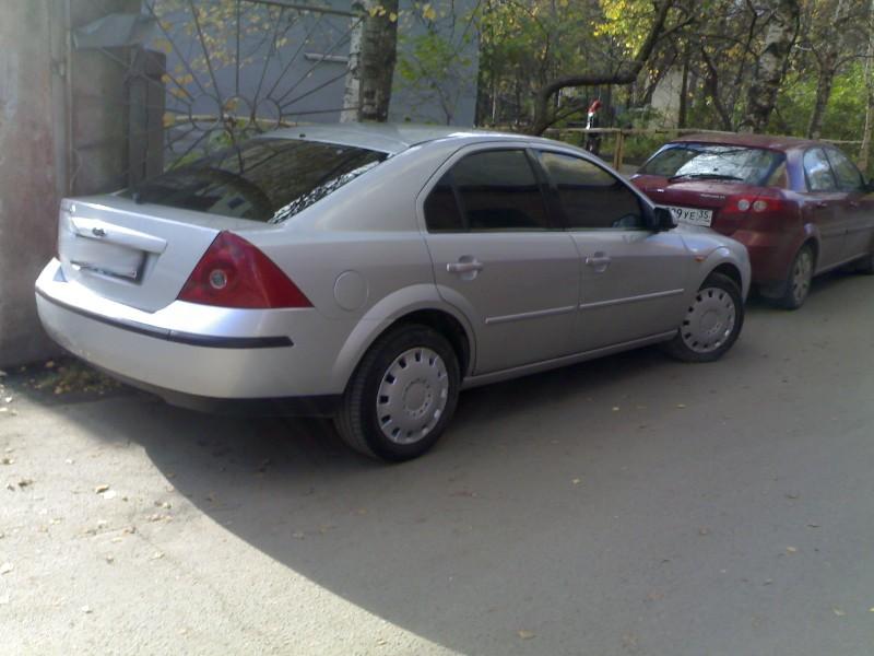 отзывы о форд мондео 3