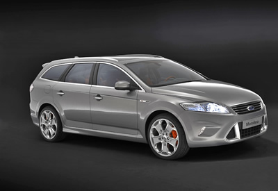 Ford Mondeo Wagon: 4 фото