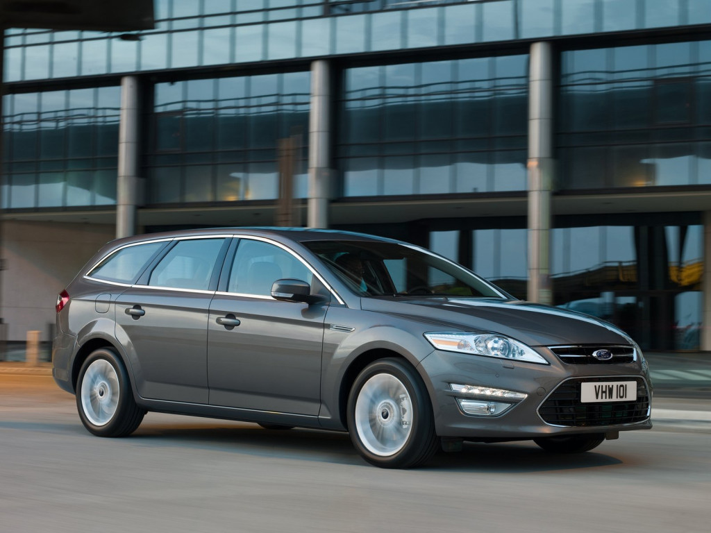 Ford Mondeo Wagon: 07 фото