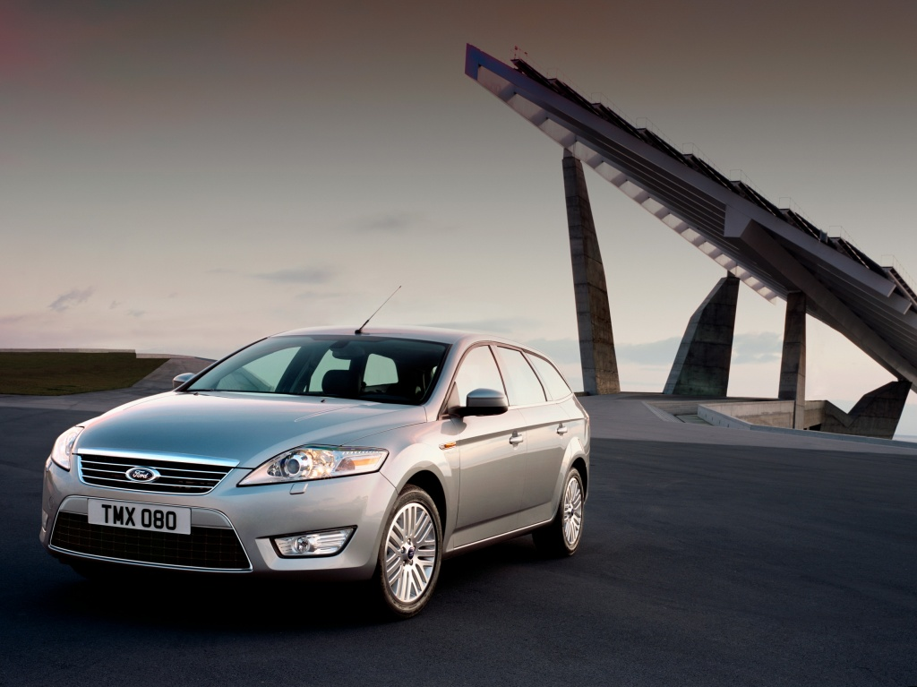 Ford Mondeo Wagon: 10 фото