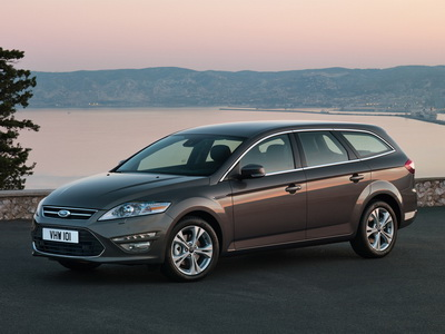 Ford Mondeo Wagon: 11 фото