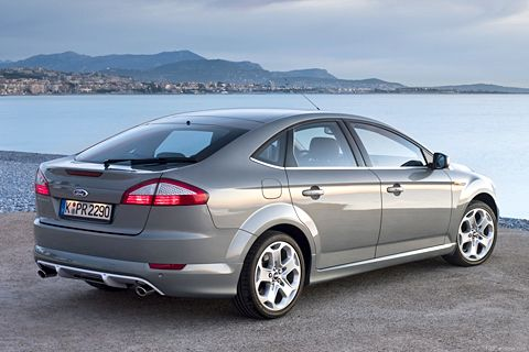 Ford Mondeo: 04 фото