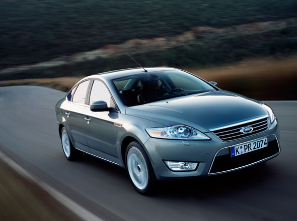 Ford Mondeo: 05 фото