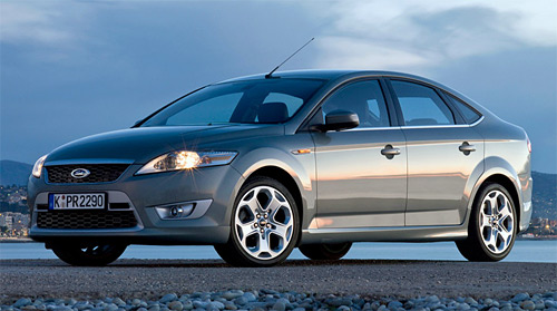 Ford Mondeo: 08 фото