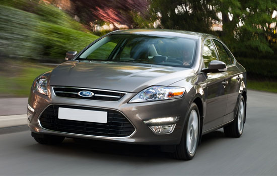 Ford Mondeo: 09 фото