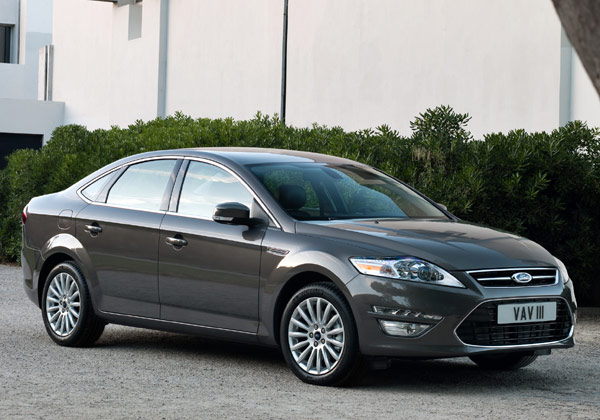 Ford Mondeo: 10 фото