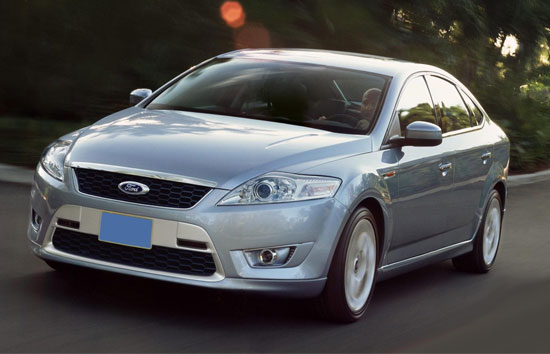 Ford Mondeo: 11 фото