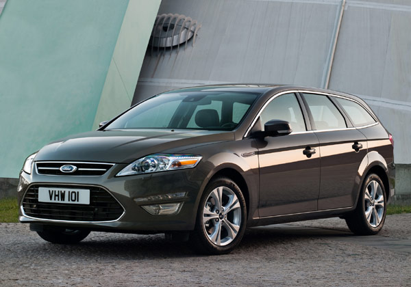 Ford Mondeo: 12 фото