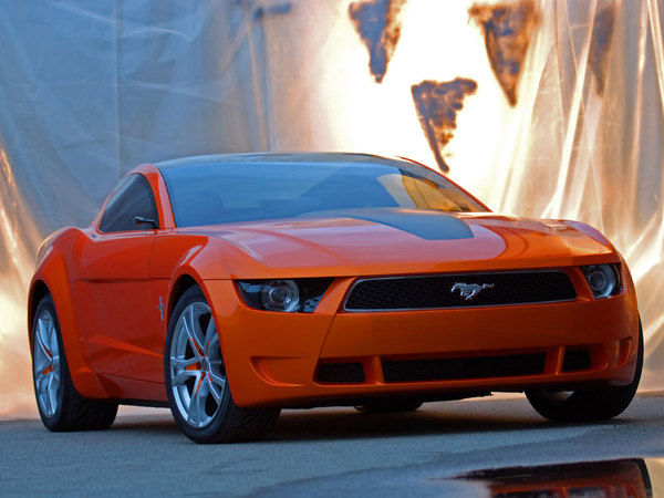 Ford Mustang: 9 фото