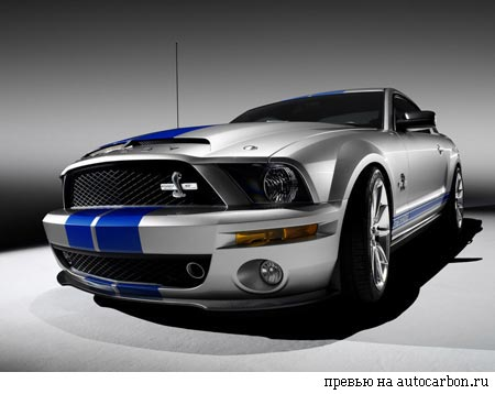 Ford Mustang: 10 фото