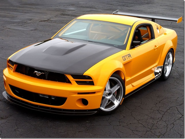 Ford Mustang: 12 фото