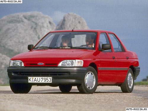 Ford Orion: 4 фото
