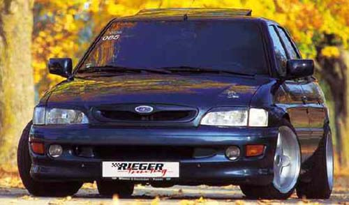 Ford Orion: 9 фото