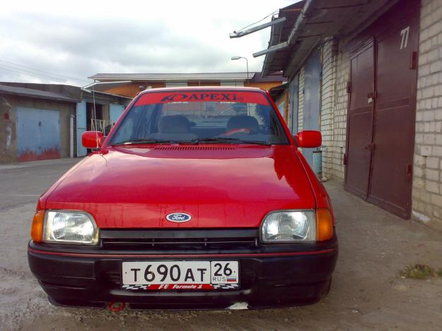 Ford Orion: 11 фото