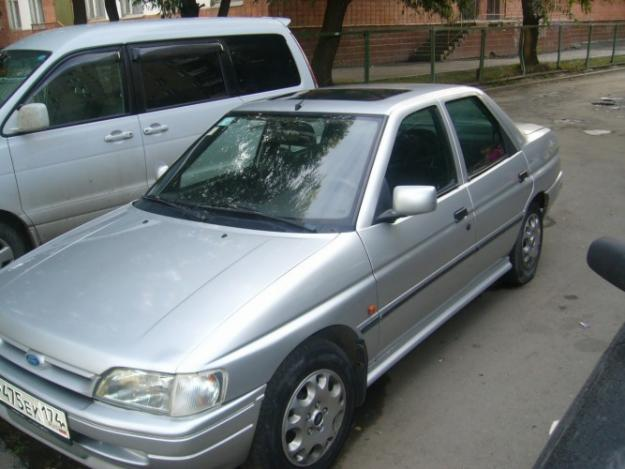 Ford Orion: 12 фото