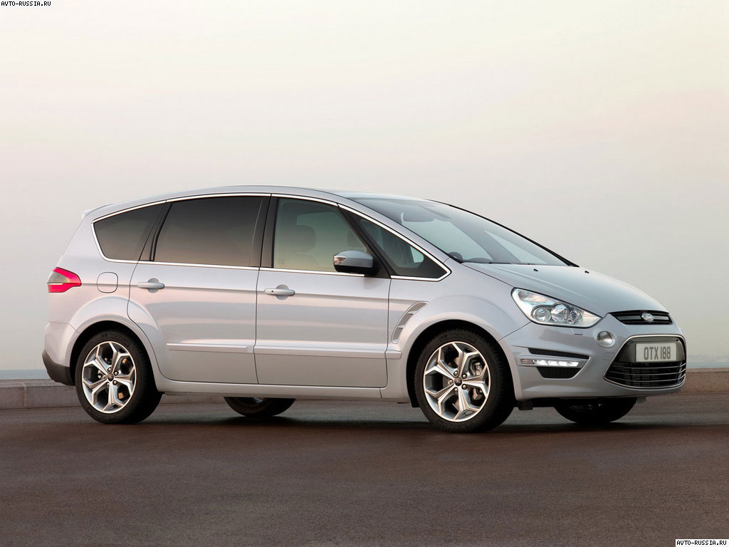 Ford S-Max: 02 фото