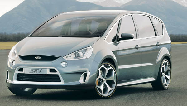 Ford S-Max: 04 фото