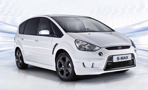 Ford S-Max: 7 фото