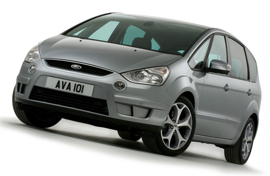Ford S-Max: 08 фото