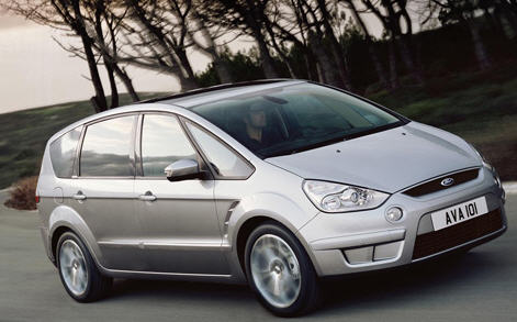 Ford S-Max: 10 фото