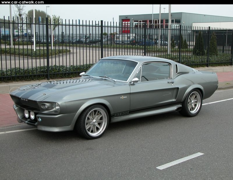 Ford Shelby GT 500: 05 фото