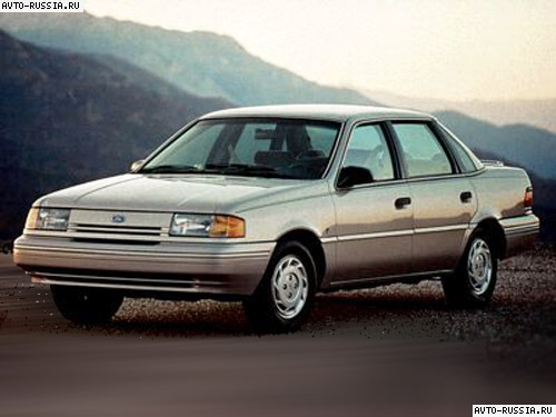Ford Tempo: 02 фото