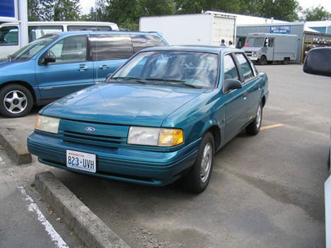 Ford Tempo: 04 фото
