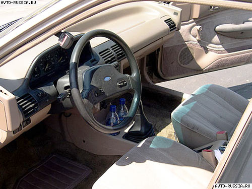 Ford Tempo: 06 фото