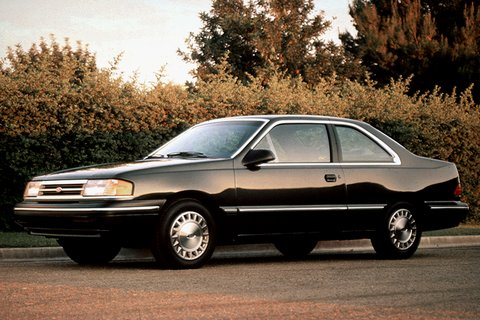 Ford Tempo: 07 фото
