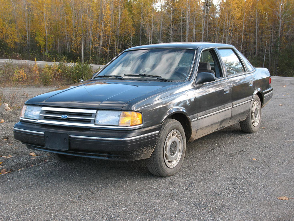 Ford Tempo: 08 фото