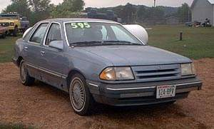 Ford Tempo: 10 фото