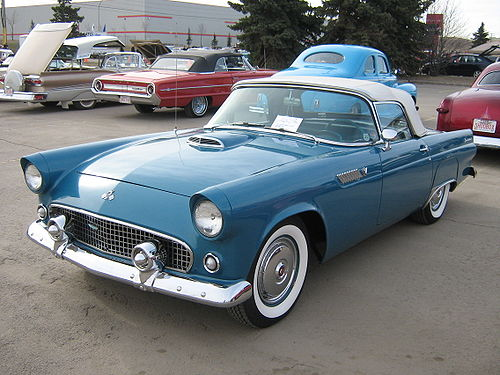 Ford Thunderbird: 1 фото